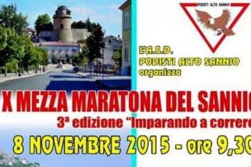 Mezza Maratona del Sannio – X° Edizione