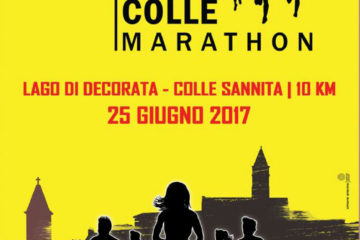 DecoColle Marathon 2017 – III° Edizione