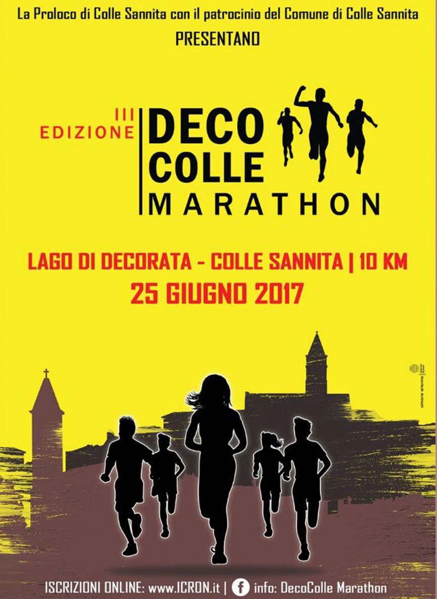 DecoColle 2017 - Volantino