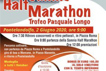 Sannio Half Marathon 2020